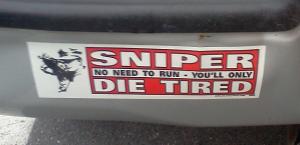 Bumper-Sticker-Charlottesville-VA-Sniper  LI