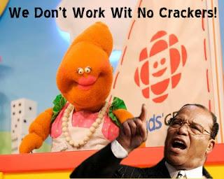 CBC mamma yamma louis farrakhan co-host