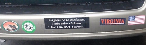 Bumper-Sticker-Virginia-Subaru-1024x318 LI Subaru Rebel