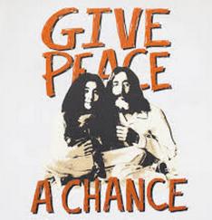 peacechance Doug Powers Plastic Ono Band Diplomacy