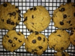 Davis choc chip cookies